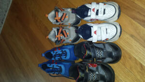 Toddler shoes size 5 to 8
