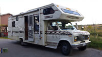 Travelaire Limited Edition Class C Motorhome/RV