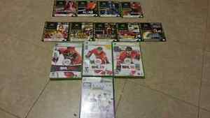 Xbox and xbox360 games
