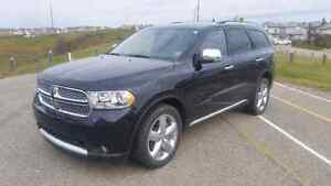 2011 Dodge Durango Citadel 5.7 hemi tow package