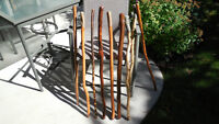 Finely Handcrafted Walking Sticks