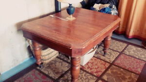 Antique table from 1890