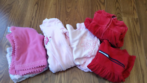 Lot of Girl Baby clothes 3-6 months
