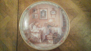 """Nursery Rhymes"" Collector Plate"