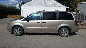 2008 Dodge Grand Caravan Minivan, Van