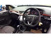 2017 Vauxhall Corsa 1.4 Limited Edition 3dr Manual Petrol Hatchback
