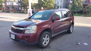 2007 equinox certified and etested