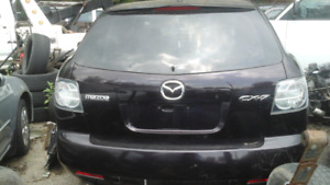 Mazda cx-7 part out