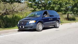 2002 Dodge Caravan - Certified & e-tested