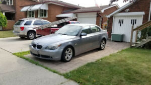 Safety and E-Tested - 2006 BMW 5-Series 525i Sedan RWD