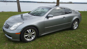 2006 G35 CERT AND ETEST