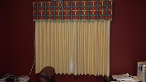 "KIDS BLACKOUT DRAPES FITS UP TO 60""X 60"""