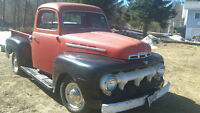 1951 Ford F1 , Super Solid Truck