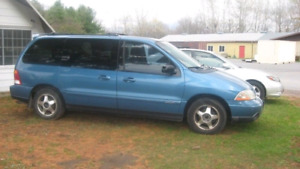 2003 ford windstar fully loaded mint condition