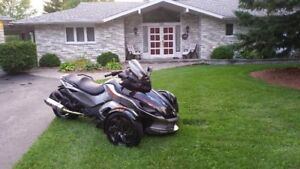 2013 CANAM SPYDER RSS