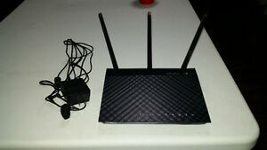 Asus RT-AC66U router (Can replace Bell Fibre-op Router)
