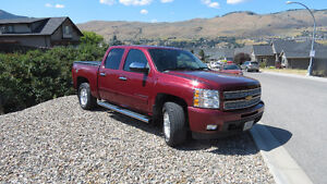 Grandpa's Baby is For Sale - 2013 Silverado 1500 LTZ Crew Cab