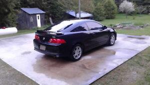 2006 Acura RSX  Premium Manual w/Leather Hatchback