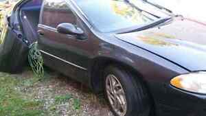 1999 Chrysler intrepid part out  Sarnia Sarnia Area image 3