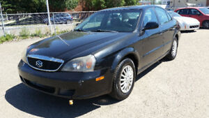 **MOVING SOON * PAYMENTS AVAILABLE* 2004 Suzuki Verona - LOW KM