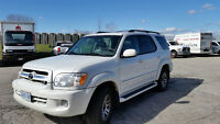 2005 Toyota Sequoia Limited SUV, Crossover, Priced to sell