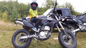 *Stolen Motorbike *