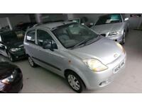 2006 CHEVROLET MATIZ SE PLUS Silver Manual Petrol