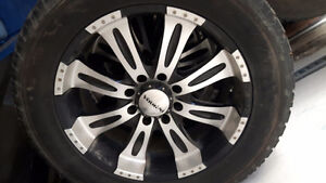 Must sell 245/75R16 tires and rims