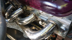 Shorty Headers for LS engine