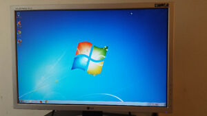 """Used 20"""" LG LCD Computer Monitor for Sale"""