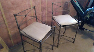 Bar Stools - Kitchen Counter Stools pair of 2 PRICE REDUCED