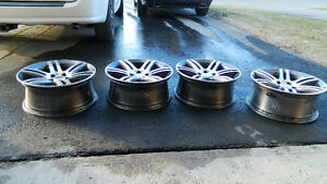 Dodge Charger RWD Polished Rims