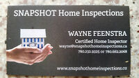 Home Inspections -Days, Evenings & Weekend Appointments