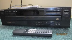 GOOD DEAL! Sony Compact Disc player CDP-C365/ Lecteur de disque