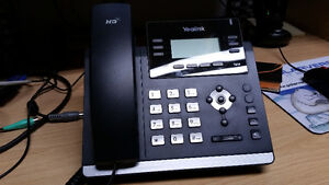Yealink T41P - IP Phone Kitchener / Waterloo Kitchener Area image 1