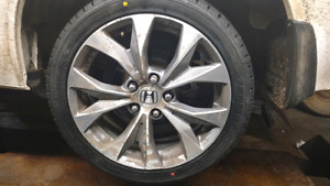 Looking for one Honda Civic SI wheel 5x114