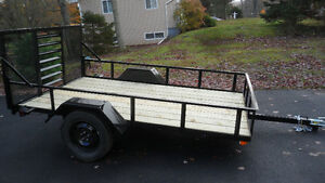 6' x 10'  New  No Tax Trailer