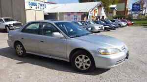 2002 Honda Accord EX 2.3.(4 cyL) special edition,Certified,""