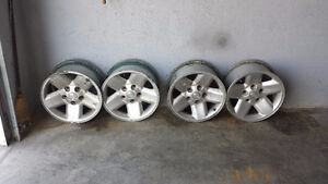 dodge ram wheels