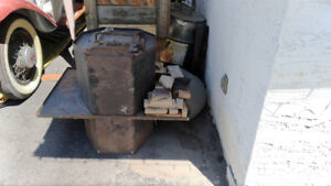 Donahue Industries Wood Stove Insert
