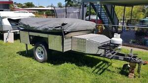 Off-Road Camper Trailer Norman Park Brisbane South East Preview