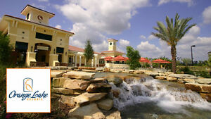 7 nights 2 Bedroom Condo Exclusive Orange Lake Resort Disney