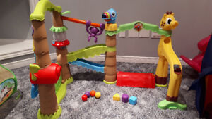 Little tikes treehouse