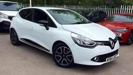2014 Renault Clio 0.9 TCE 90 ECO Dynamique Media Manual Petrol Hatchback