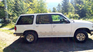 1996 Ford Explorer XL Other