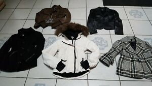 Size xs, small and 36-38 ladies fall jackets