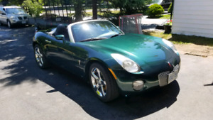 2006 Pontaic Solstice Mint Condition ONLY 32744 km