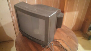 "Two 20"" Sony Trinitrons, $30 for both"