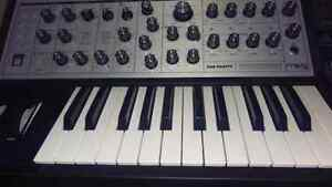 Minimoog sub pharty bass synth