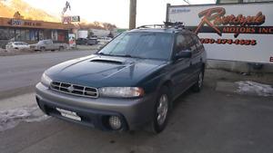 97 Subaru Legacy outback